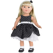"Favorite Friends 18"" Blonde Doll"
