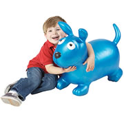 Wahoo™ Blue Puppy