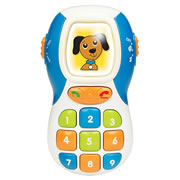 My First Mobile Phone