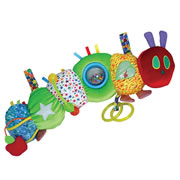 Eric Carle VHC Activity Caterpillar Toy