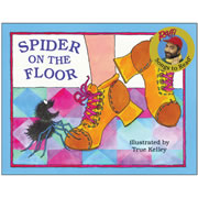 Spider On The Floor - Paperback