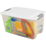 70 Quart Storage Container with Lid