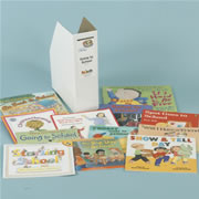 Links to Literacy Going to School Book Set (Set of 12)