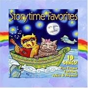Storytime Favorites CD