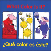 What Color? - Board Book