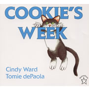 Cookie's Week (Paperback)