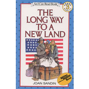 A Long Way To A New Land - Paperback