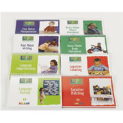 LAP-D™ Third Edition Manual Set (Set of 8) Plus CD with Spanish Manuals