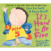 It's Hard to Be Five: Learning How to Work My Control Panel - Hardback