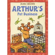Arthur's Pet Business - Paperback