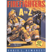 Firefighters A to Z - Paperback