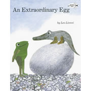 An Extraordinary Egg - Paperback