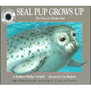 Seal Pup Grows Up - Hardback
