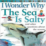 I Wonder Why the Sea is Salty - Paperback