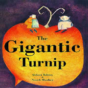 The Gigantic Turnip - Paperback