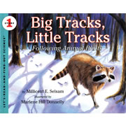 Big Tracks, Little Tracks - Paperback