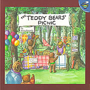 The Teddy Bears Picnic Paperback