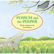 Possum and the Peeper - Paperback
