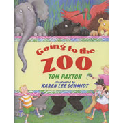 Going to the Zoo - Hardback