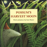 Possum's Harvest Moon - Paperback