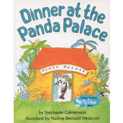 Dinner at the Panda Palace - Paperback