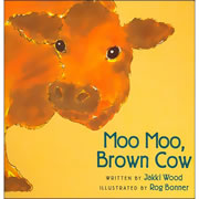 Moo Moo, Brown Cow - Board Book