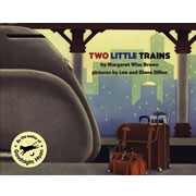 Two Little Trains - Paperback