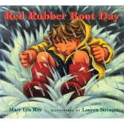 Red Rubber Boot Day - Paperback
