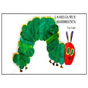 The Very Hungry Caterpillar (Spanish) - Hardback