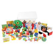 All About...Growing & Developing Activity Kit 0-12 Months