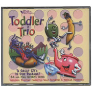 Toddlers Special Set of 3 CD's