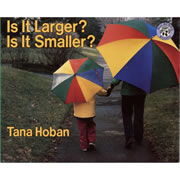 Is It Larger? Is It Smaller? - Paperback