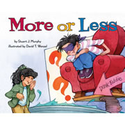 More or Less - Hardback
