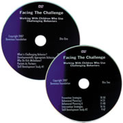 Facing the Challenge DVD Two Disc (Disc One and Disc Two) Package