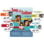 Songs of Resilience 4 CD/Manual Set