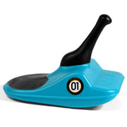 Zipfy™ Freestyle Mini Luge Aqua Blue
