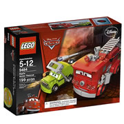 LEGO® CARS Red's Water Rescue (9484)