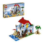 LEGO® Creator Seaside House (7346)