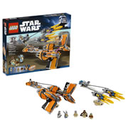 LEGO® Star Wars™ Anakin's and Sebula's Podracers (7962)