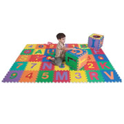 Edu-Tiles Letters and Numbers