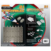 Laser Pegs® Stackables