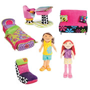 Groovy Girls® Hip Happenin' House™ and Furniture Set