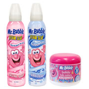 Mr. Bubble® Bath Time Fun Set