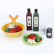Eco-Friendly Salad Set