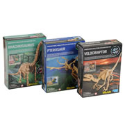 Dig A Dino Excavation Kit 3 Pack - Series 2