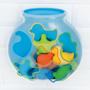 Sort & Spin Fishbowl Bath Sorter