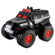 Matchbox Rev Rigs SWAT Truck