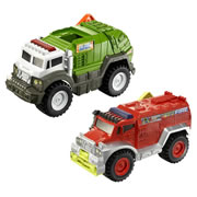 MATCHBOX® Power Shift Vehicle Set