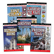 Carole Marsh Mysteries Book Set 1