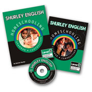 Shurley English Level 3 Homeschool Bundle (Grade 3)